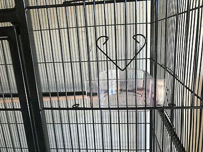 """Everila Cage Bar Spacing 3/8"""" Cockatiel Finch"""