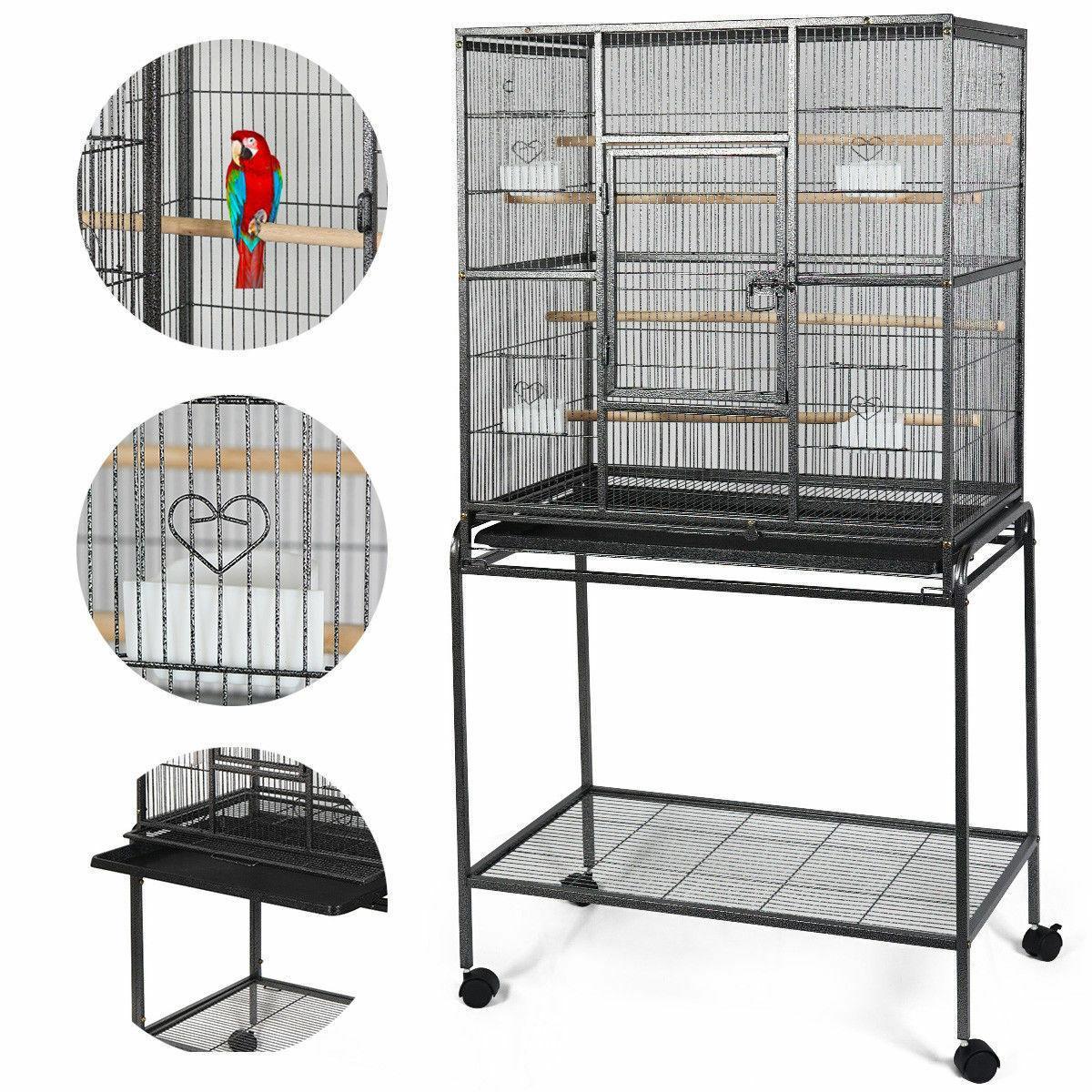 new bird parrot cage chinchilla cockatiel conure