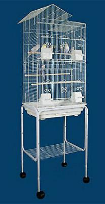 NEW Canary Parakeet Cockatiel LoveBird Finch Bird Cages With