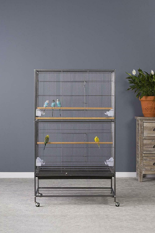Prevue Products Black Bird Cage x20 53