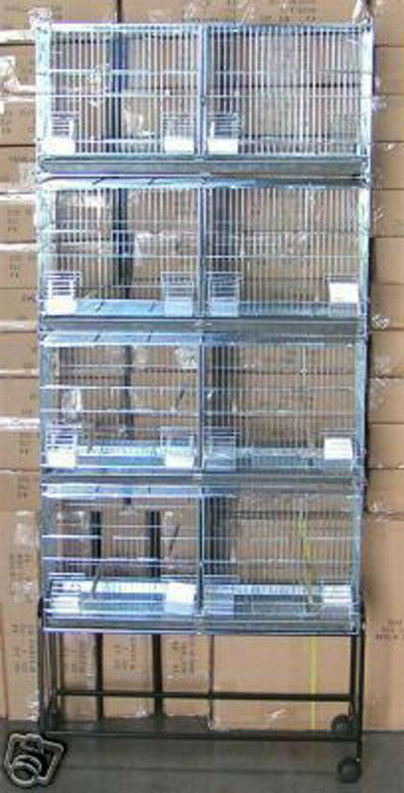 Finches Canary Breeding Cages With