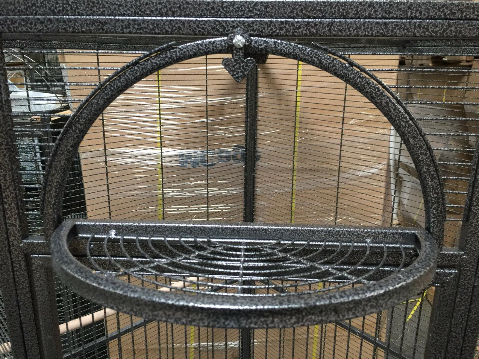 X-Large Corner Bird Cage Parrot *-