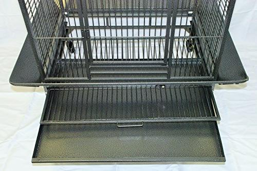 Open Iron Cage, Small Cage Stand,