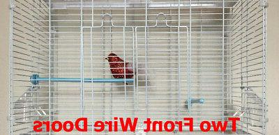 LARGE Sparkle Cage Cockatiel