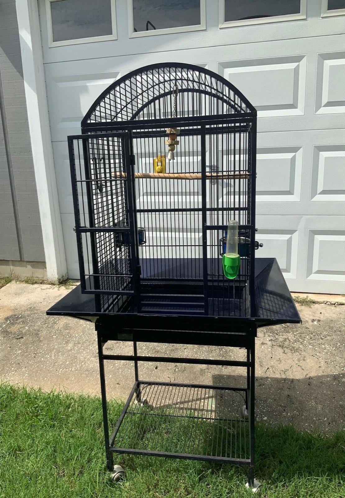 Avian Nina Bird Cage Dark Blue only