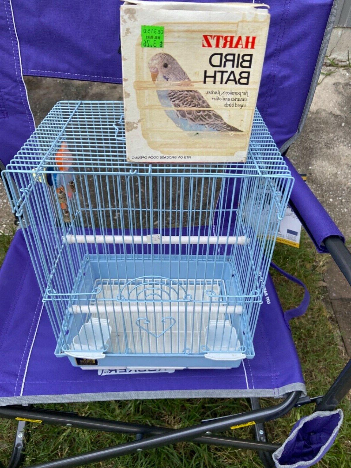 Bird Cage Dark Blue - Local pickup only