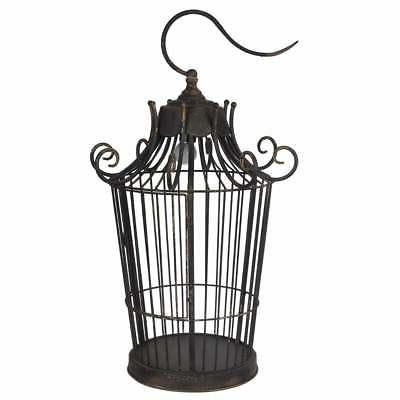 old world styled birdcage table lamp