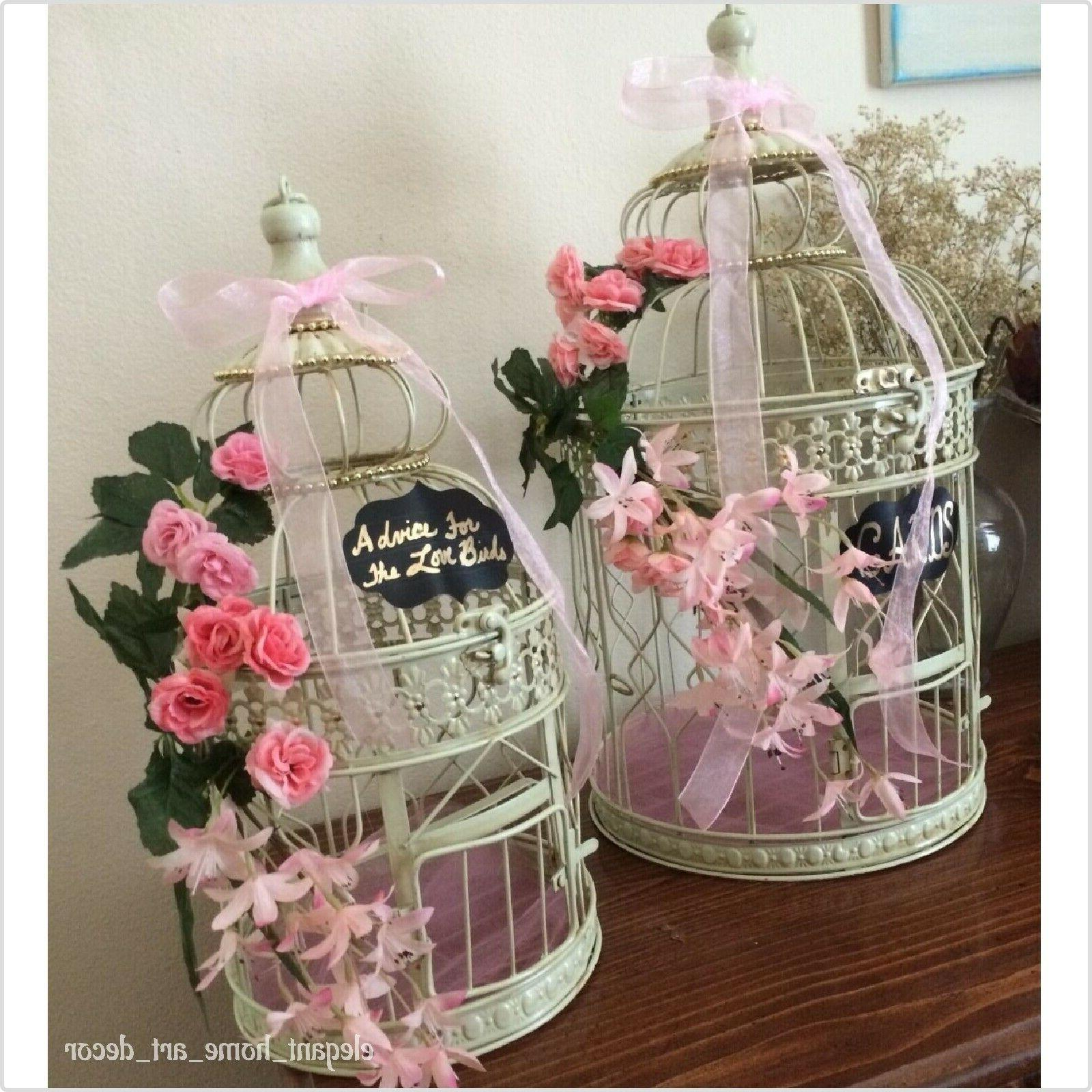 Cages Distressed Decor