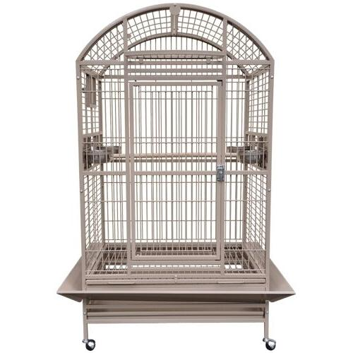 Kings Cages Parrot Bird 9003628 w/ New Locks bird cages toy