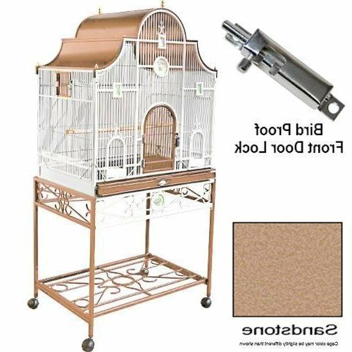Kings Cages Parrot Bird SLUX 3222 bird toy toys cage cockati