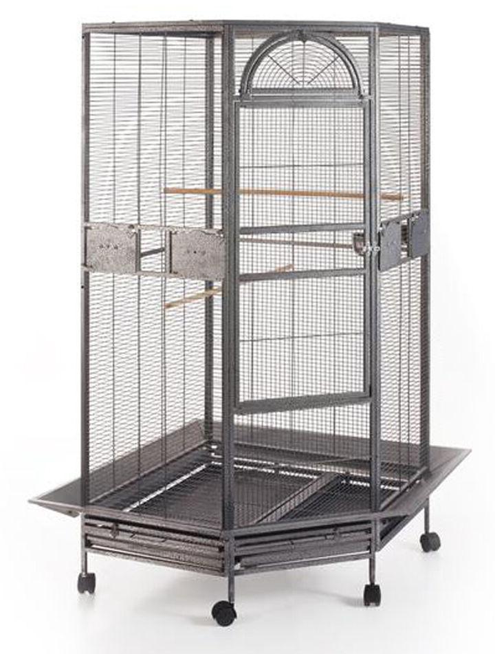 30 new large corner bird cage cockatiel