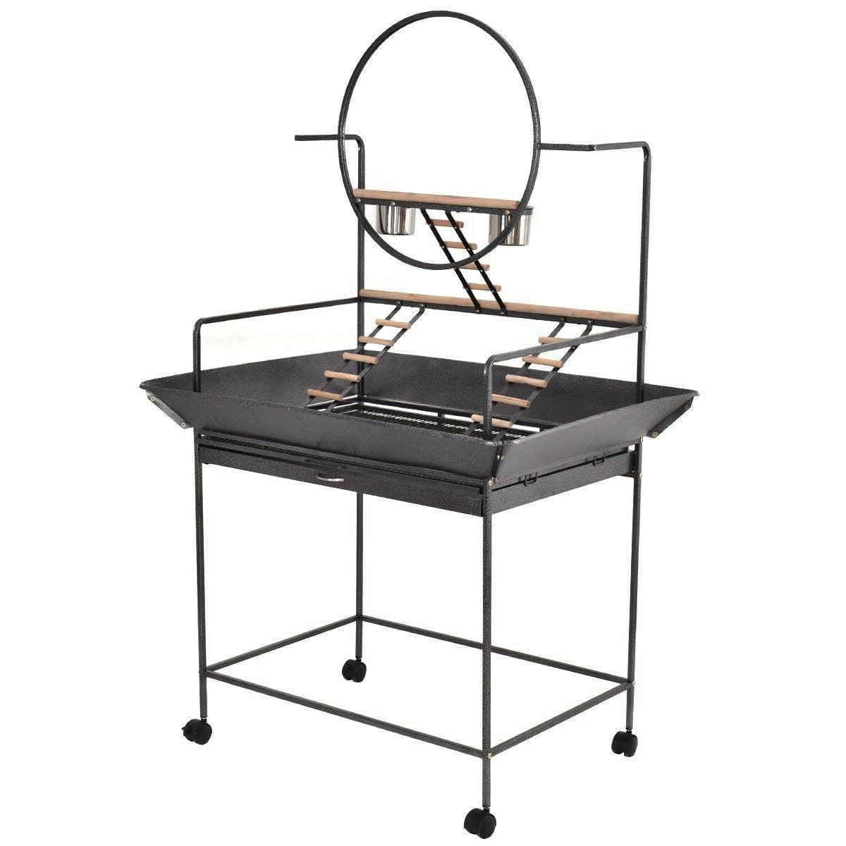 Giantex Bird Cage Gym Perch and
