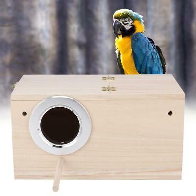 Pet Bird Nest Finch House Accessories