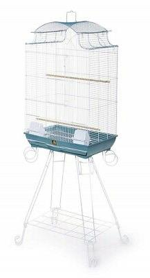 Prevue Pet Products Pagoda Top Cage and Stand
