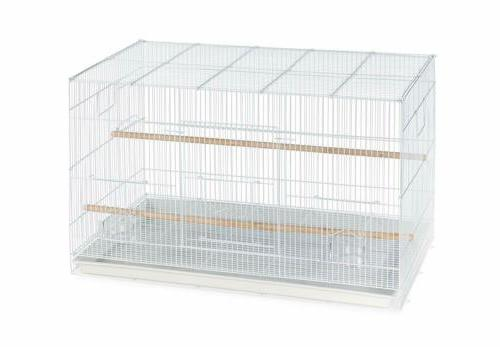 pet products bird flight cage white large