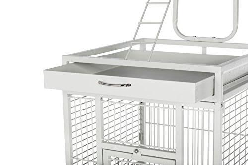 Prevue Pet Select Wrought Iron Cockatiel 3151