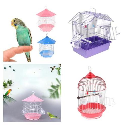 Portable Bird Cage, Parrot House, Bird Breeding Box Parrot N