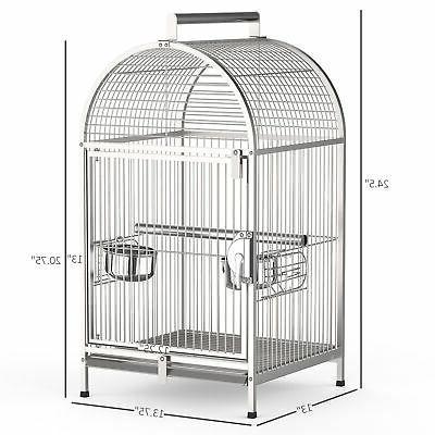 Portable Bird Cockatiel Cages