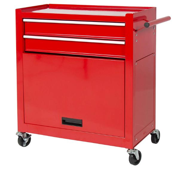 Portable Chest Tool Storage Box Cabinets Sliding Premium