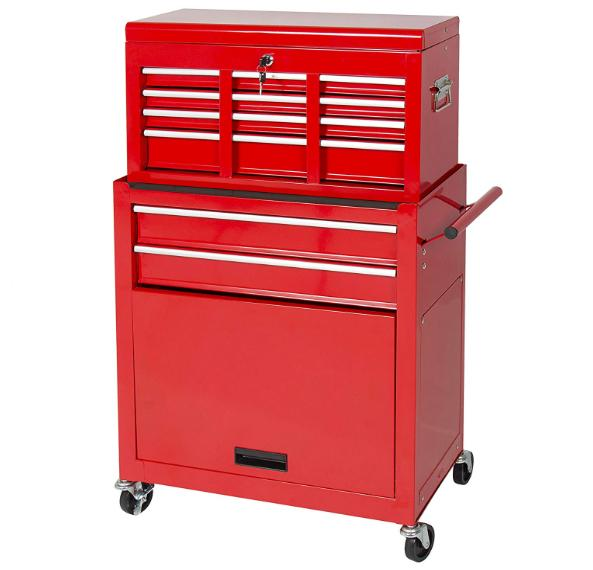 Portable Rolling Tool Sliding Drawers New