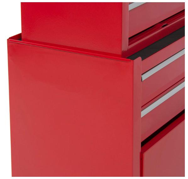 Portable Top Chest Tool Box Sliding Drawers