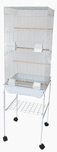 YML Reese Bird Cage with Optional Stand