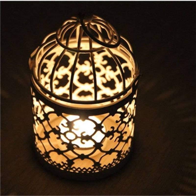 Candle Lantern Wedding Decor