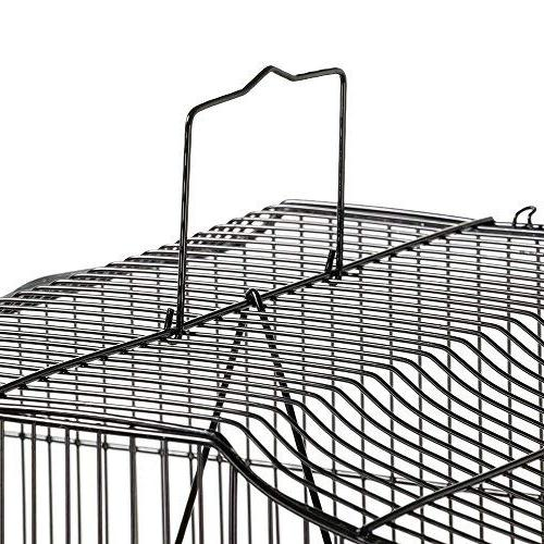 "Yaheetech 36"" Rolling Cage for Small Cockatiels Sun Finches Budgies Medium Cage with"