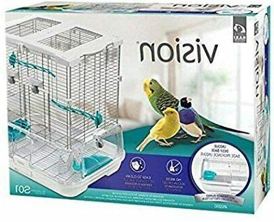 """Vision Wire Cage Home Budgies F"""" Canaries Small Birdcages"""