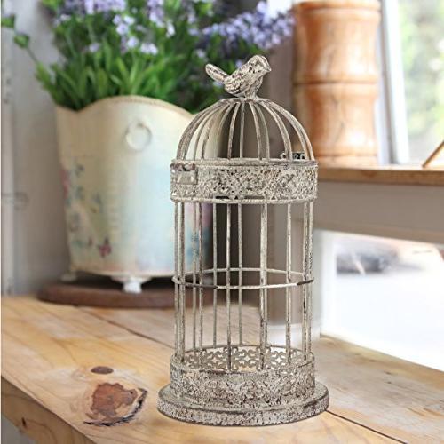 Stonebriar Small Wire Bird Cage