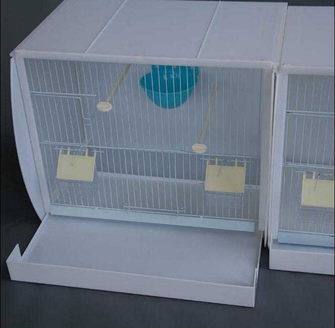 Set of Canary Finch Cage Nest Pan
