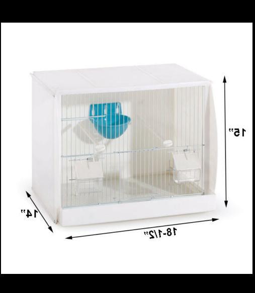 Set Canary Breeding Cage