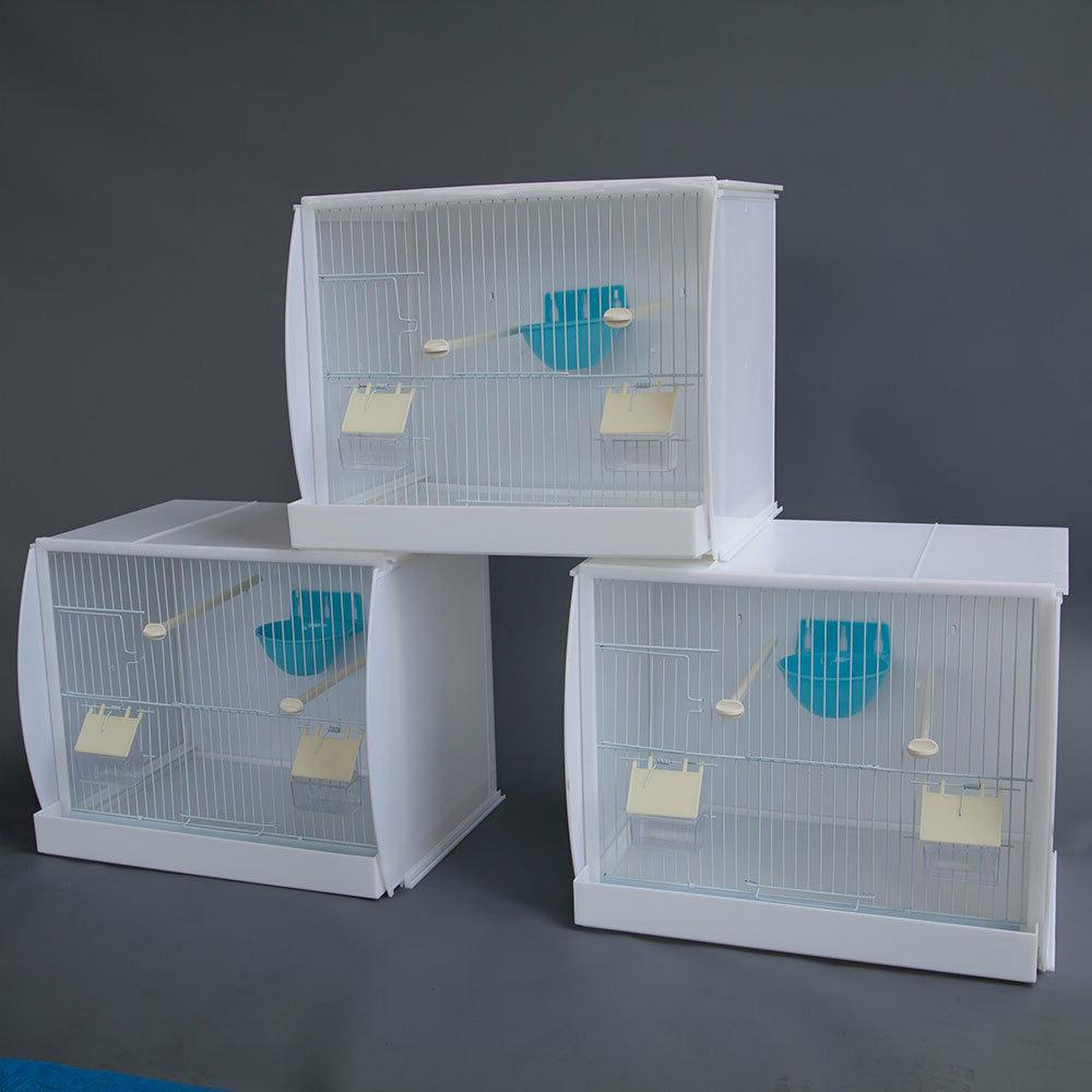 lot of 3 stackable canary finch breeding