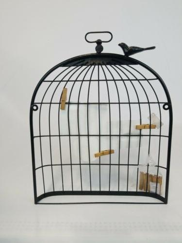 """Sheffield Holder Bird Cage 22""""W"""