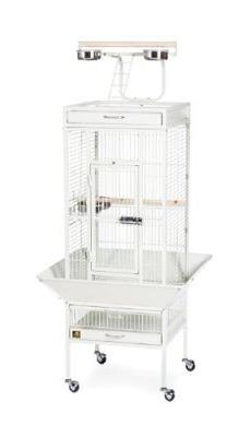 Signature Select Cage- Chalk White