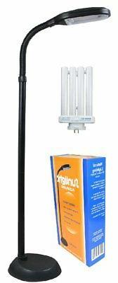 Baltoro-Power SL5729B Floor Lamp Natural Spectrum Sunlight,