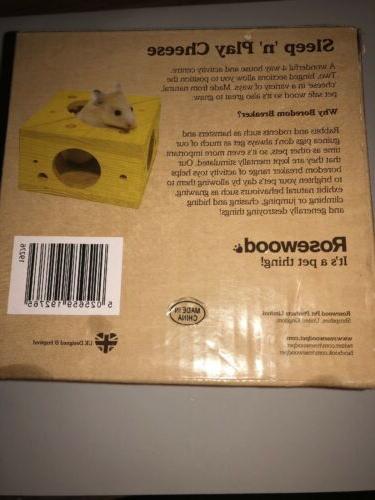 Sleep Cheese - Hamster & Animal Breaker Rosewood