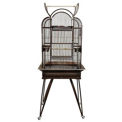 slt4 2620 triple top parrot bird cage