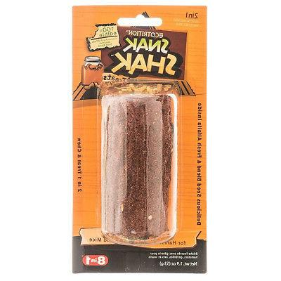 snak shak treat stuffer peanut butter flavor