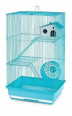 Prevue Hendryx SP2030G Three Story Hamster and Gerbil Cage,