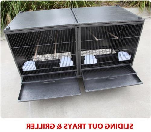 Breeding Cage Divider for Budgies