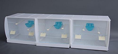 Lot of Canary Cage Nest Pan