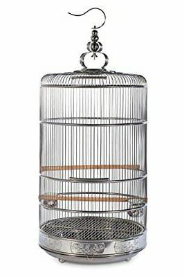 stainless steel bird cage dynasty