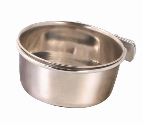stainless steel feeding dish