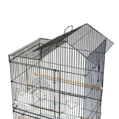 """39"""" Cage W Food Cups"""