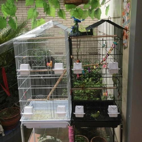 """39"""" Parrot Cage Canary Parakeet Bird Cage"""