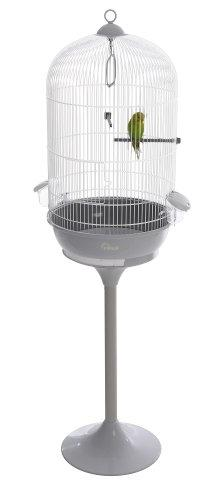 Liberta UK Limited All Riviera ICE Bird Cage and Stand