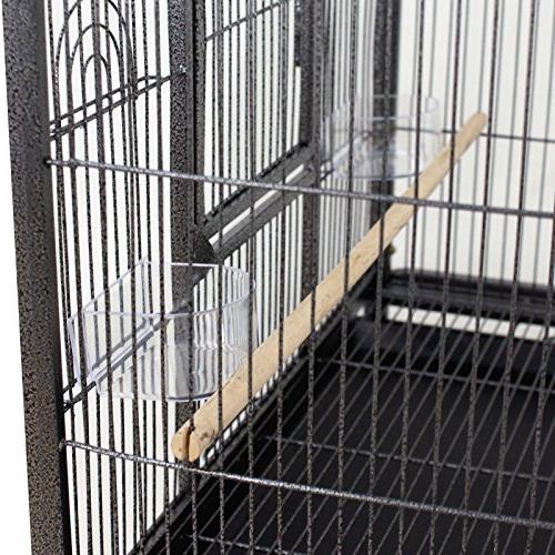 SUPER Bird Cage Play Top Parrot Cockatiel Cockatoo 53