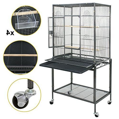 super deal bird cage play