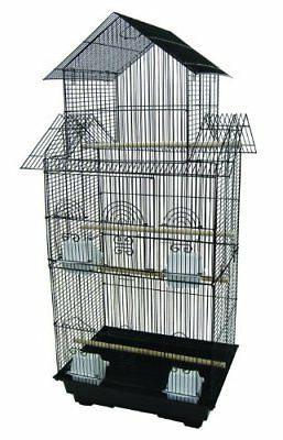 tall pagoda bird cage